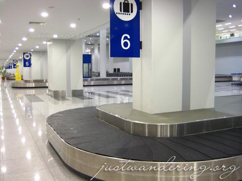 NAIA Terminal 3 Manila 09