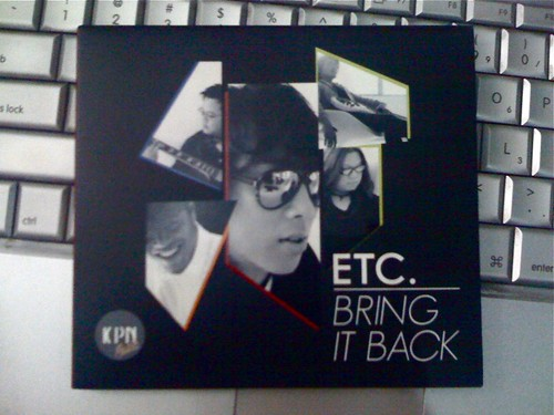 ETC. BRING IT BACK