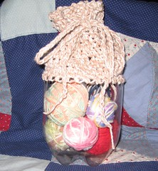 Recycled 2-Liter Bottle into Yarn bag