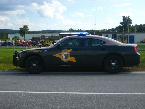 State Trooper in Keene, NH