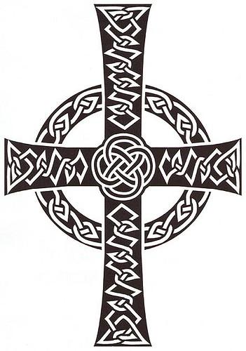 celtic cross tattoo designs. celtic cross tattoo design .