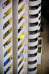 CI Balconies (Scoobay) Tags: berlin balcony plattenbau balconies neubau neuklln balkone gropiusstadt balkons sal70200g