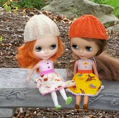 Fiona hedgehog, Stella deer
