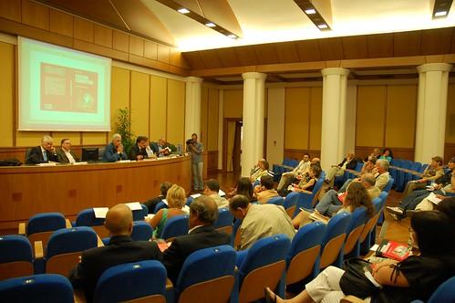 Consiglio regionale del Lazio - Sala Mechelli - 24 luglio 2007