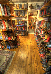 Inside the Wild West Store (DaveWilsonPhotography) Tags: store cowboy texas boots interior tx footwear wildwest hdr wimberley cowboyboots photomatix 3exp wildweststore top20texas bestoftexas