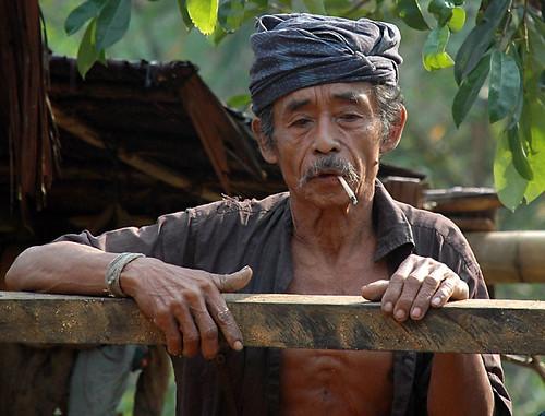badui man (1) Banten