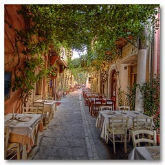 Just a little before dinner time at Rethymno (Giorgos~) Tags: searchthebest greece crete giorgos rethymno themoulinrouge i500 mywinners aplusphoto theperfectphotographer