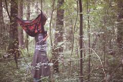автопортрет 155й день (tomato_senya) Tags: trees summer selfportrait colour green me nature bodylanguage 365ru