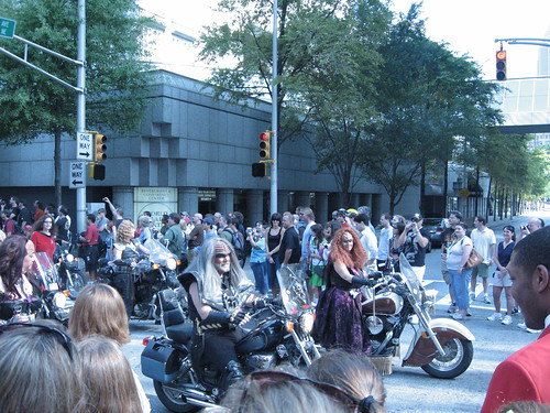 Klingons on Harleys! by you.