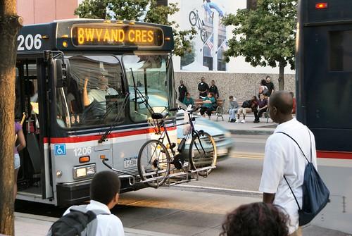 Regional Transit Service Bus, Rochester NY