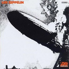 Led Zeppelin (debut album) (1969)