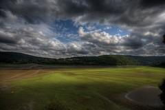 [フリー画像] [自然風景] [雲の風景] [平原の風景] [HDR画像]       [フリー素材]