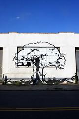 urban forestry (Luna Park) Tags: nyc cloud streetart ny tree brooklyn graffiti williamsburg lunapark mushroomcloud