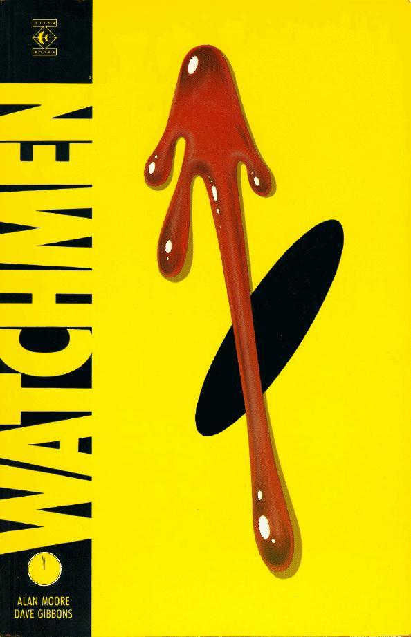 Watchmen - Portada