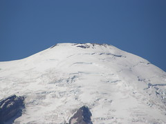 Rainier close up from Shriner lookout.