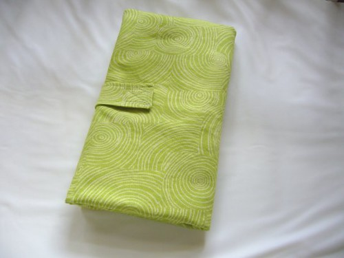 """""""Let it Grow"""" Green Tots(tm) Changing Pad"""