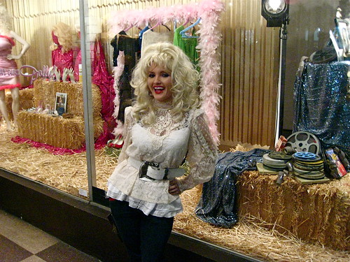 Natasha as Dolly