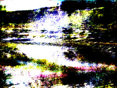 landscape (semiosus) Tags: art broken digital photo error glitch needstags glitching databending databent synesthetic glitched synethesia glitchalike bentdata