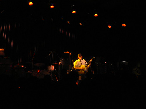 Frank Fairfield @ The Independent, SF 9/19/08