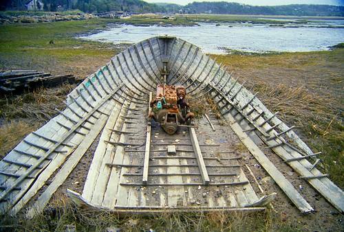 Old Boat Bones