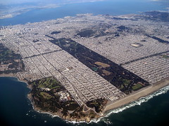 San Francisco / Aerial /  () Tags: sf sanfrancisco california goldengatepark above park ca parque party vacation holiday plane garden airplane fly inflight downtown aircraft altitude centro jet thecity jardin aerial landsend jardim praa windowview boeing soire parc rtw aerialphotography 747 airliner vacanze avion airfrance b747 windowseat kalifornien 1933 747400 businessclass roundtheworld sfist outersunset ggp atop globetrotter aerialphotograph  areo saofrancisco 083 polofield outerrichmond insidetheplane worldtraveler worldbusinessclass  skyteam  cabininterior californi lespaceaffaires sanfranciscoaerial  interiorcabin   inthecabin sfaerial