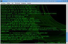 Instalando navegador Auto