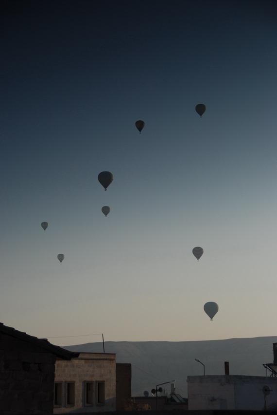 Cappadocia- Goreme Taskonak hotel