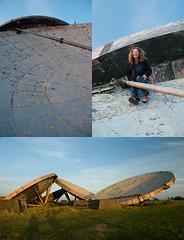 madness (sjbmuse) Tags: me lincolnshire climbing dishes evidence radar neveragain stenigot magoo imthelittledotatthetop