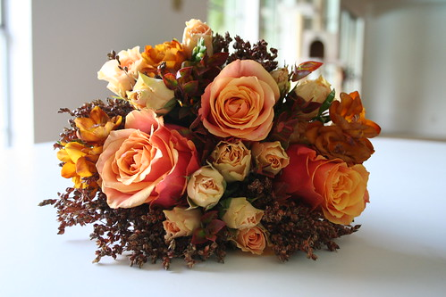 wedding bouquet, Wedding Bouquet of flowers