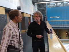 Visiting TU Delft