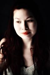 Cullenized (joy_sale) Tags: portrait photoshop golden twilight eyes skin vampire pale september 2008 effect cullen postprocessing sept2008