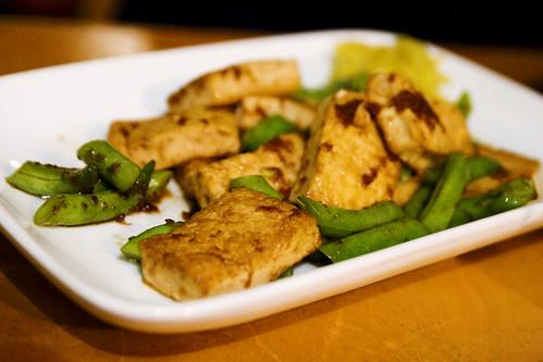 ginger tofu