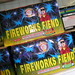 Gas and Fireworks