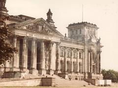 Berlin Old German Reichstag building (mbell1975) Tags: cold building berlin germany deutschland war europe east reichstag german ddr gdr ost deutsch