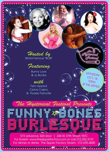 Funny Bones Burlesque