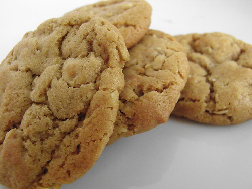 10-17 peanut butter oatmeal cookie