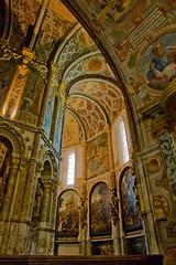Convento de Cristo: Charola (Dmitry Shakin) Tags: portugal interior monastery templar tomar charola conventodecristo mywinners ilustrarportugal hccity