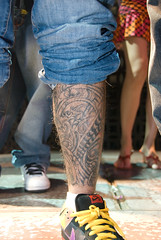 KL Ink 17/10/08 (Melvin Foong) Tags: tattoo maison peircing klink liveinking