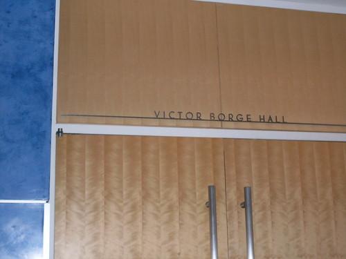 Victor Borge Hall