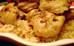 Lemon Parmigianno Chicken