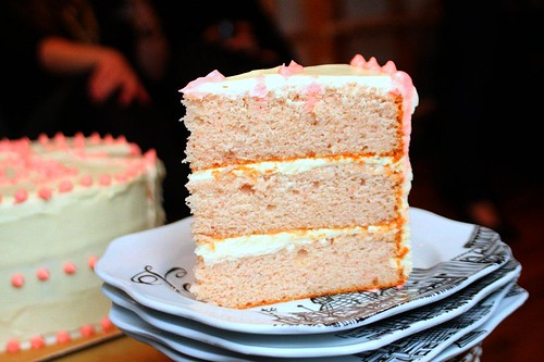 pink lady cake | smitten kitchen
