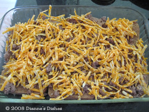 Breakfast Casserole: Cheese