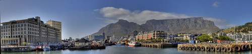 Cape Town Panorama by you.
