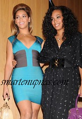 beyonce & solange