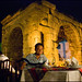 Tripoli Restaurant amongst Roman Ruins