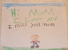 Long Distance Love Note to Mother Theresa