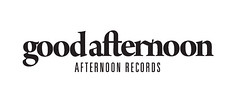 goodafternoon02 (bradleyhale) Tags: logo graphicdesign ligature serif logotype afternoonrecords