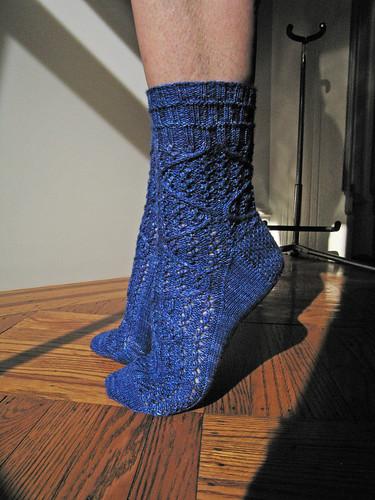TTL Mystery Socktoberfest Sock 4