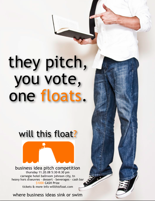 Will This Float? 2008 Flyer