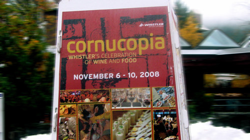 Cornucopia - Whistler 2008